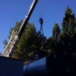 instalación caldera gas